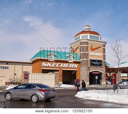 Premium Outlets In Montreal.