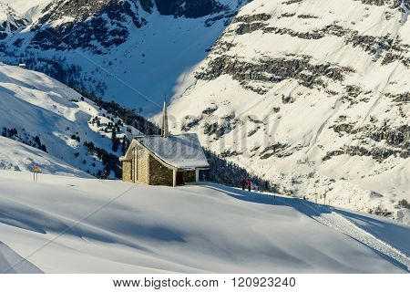 Riffelberg Chapel