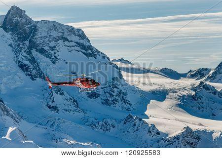 Zermatt Helicopter