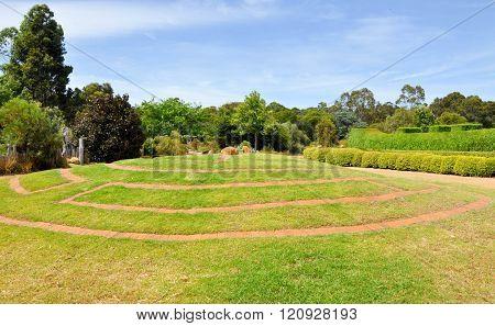 Amaze'n Margaret River: Paved Maze