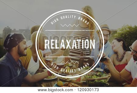 Relax Relaxation Chill Rest Serenity Peace Freedom Concept