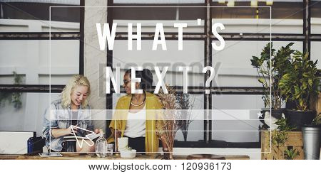 What is Next Forecast Modern Trend Prediction Concept