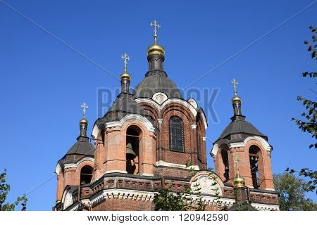 Church At Day