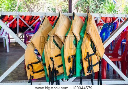 Life Jackets For Swimming