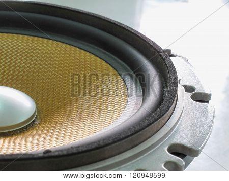Car Speaker Audio