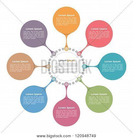 Circle Diagram Template