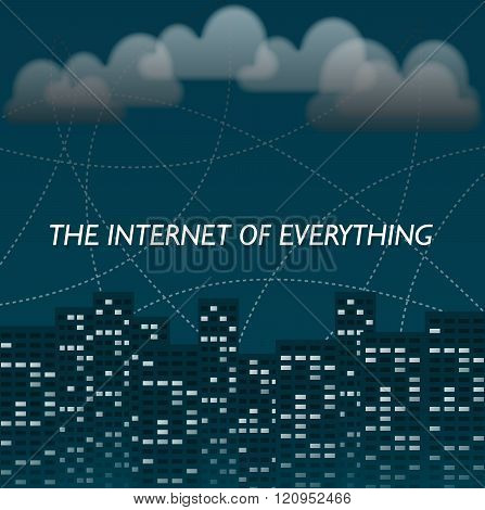 The Internet of everything - clouds and towers edition