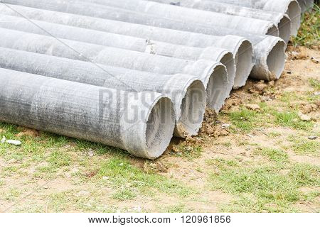 Asbestos Pipe For Construction Job
