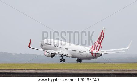 Boeing 737-8Fe Virgin