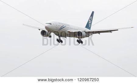 Boeing 777-219 Er New Zealand