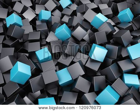 Background From Cubes