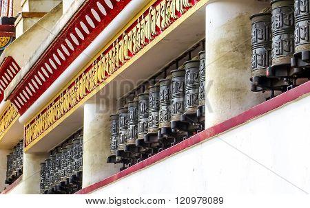 Religious Prayer Bells