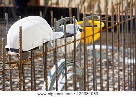 Workers' Helmets