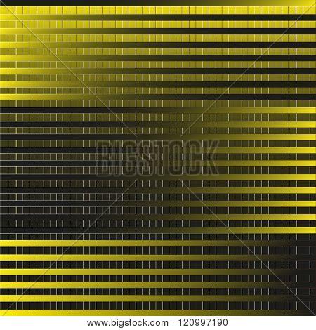 Yellow black background