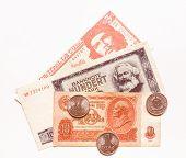 Money Vintage poster