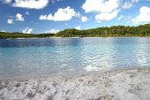 picture of mckenzie  - white sand - JPG