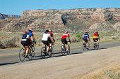 Riders In Desert