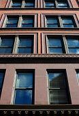 Old Building Detail, Boston, Massachusetts