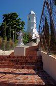 Stairs To Salvation, La Monserrate, Hormigueros, Puerto Rico