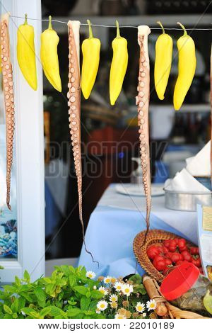 fresh bio organic vegetables food outdoor in market