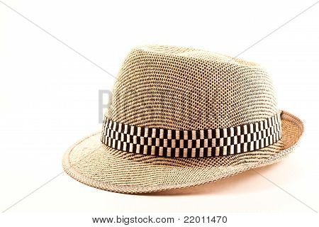 Fashion Hat Isolated