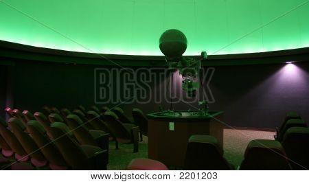 Green Planetarium