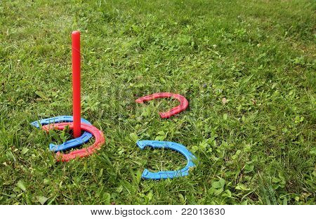 horseshoe kid game