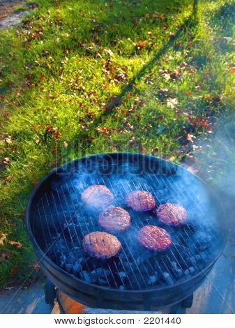 Autumn Barbecue