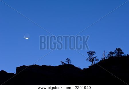 Crescent Moon Zion