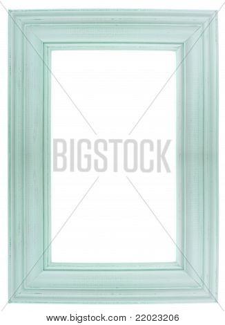 Pastel Wooden Frame