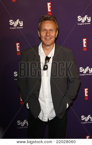 SAN DIEGO - JUL 23: Anthony Head at the SyFy/E! Comic-Con Party at Hotel Solamar in San Diego, California on July 23, 2011.