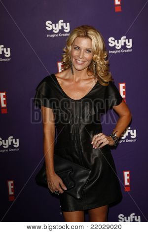SAN DIEGO - JUL 23: Mackenzie Westmore at the SyFy/E! Comic-Con Party at Hotel Solamar in San Diego, California on July 23, 2011.