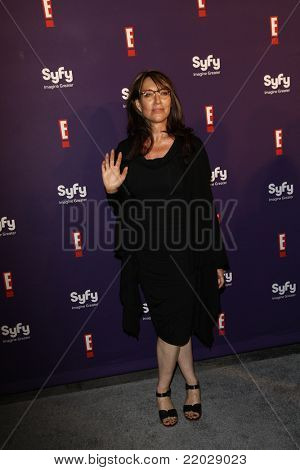 SAN DIEGO - JUL 23: Katey Sagal at the SyFy/E! Comic-Con Party at Hotel Solamar in San Diego, California on July 23, 2011.