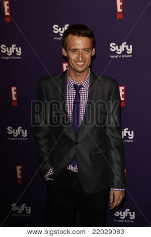 SAN DIEGO - JUL 23: Ken Baker at the SyFy/E! Comic-Con Party at Hotel Solamar in San Diego, California on July 23, 2011.