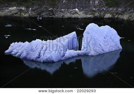 Blue Ice Berg