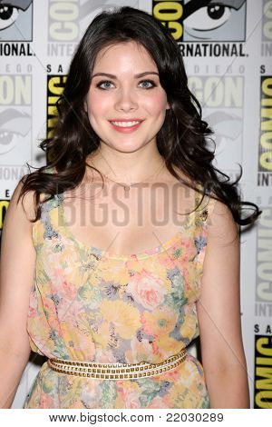 SAN DIEGO - JUL 22:  Grace Phipps at the 2011 Comic-Con Convention - Day 2 at San Diego Convention Center on July 22, 2010 in San Diego, CA.