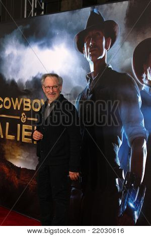 SAN DIEGO - JUL 23:  Steven Spielberg  arriving at the
