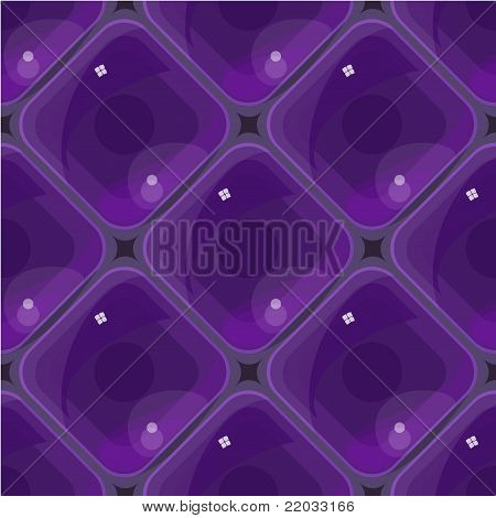 vector abstract electron eye seamless background