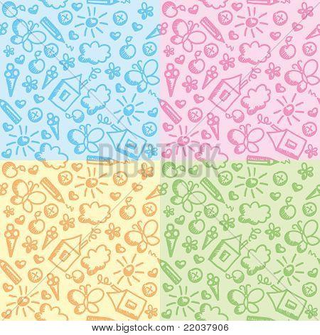 kid patterns