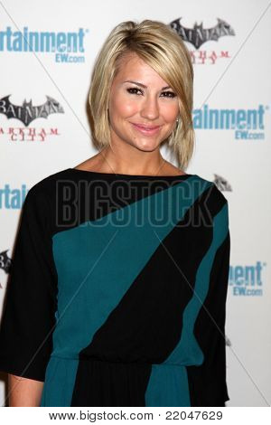 LOS ANGELES - JUL 23:  Chelsea Kane arriving at the EW Comic-con Party 2011 at EW Comic-con Party 2011 on July 23, 2011 in Los Angeles, CA