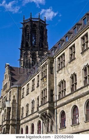 Ayuntamiento de Duisburg