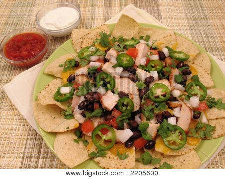 Nachos Can Be Healthy Too!