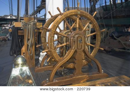Navigation Wheel