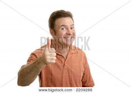 Regular Guy Thumbsup