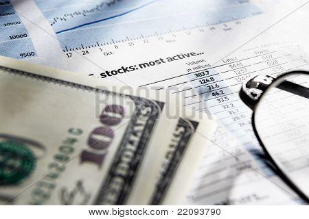 Observation Of Stock Exchange Data