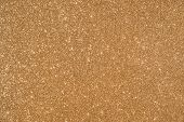 Shiny glimmering gold texture poster