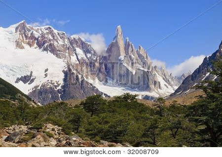 Peaks The Mighty Fitz Roy