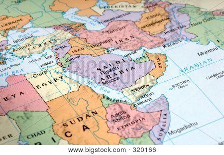 Mittlerer Osten