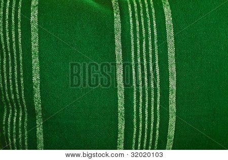 Vintage Hand Woven Woolen Pillowcase