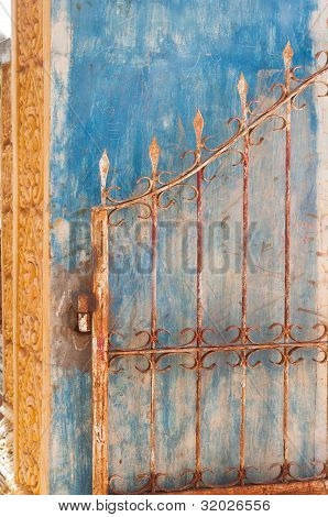 Rusty, Old Gate
